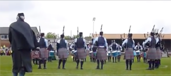 Shotts Debut New Medley on Home Ground