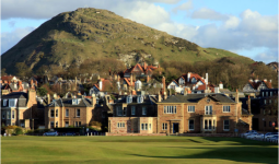 Shotts debuts new sets at North Berwick