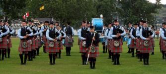 Shotts 7th at the Scottish Championships