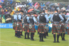 Shotts at the World Pipe Band Championships