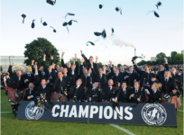 Shotts: 2015 World Champions