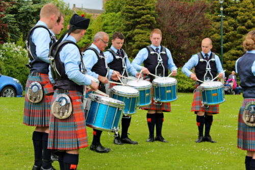Dunfermline Highland Games - Dunfermline - May 2014