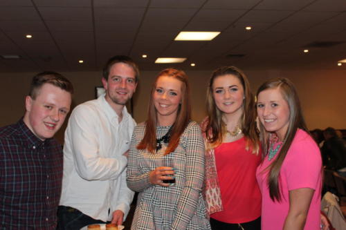 Shotts Race Night - May 2014