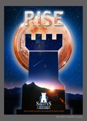 2017 - Rise Concert
