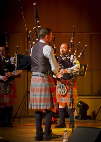 Shotts Pre-Worlds 'Rise' Concert - Glasgow Royal Concert Hall - August 2017