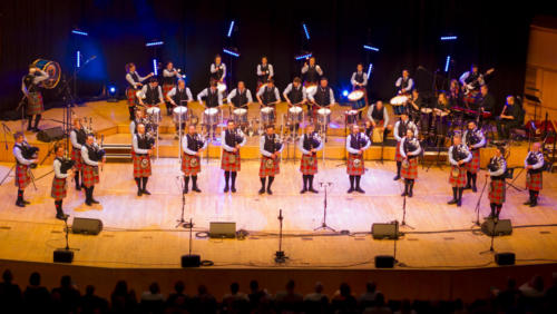 Shotts Pre-Worlds 'Rise' Concert - Glasgow Royal Concert Hall - August 2017
