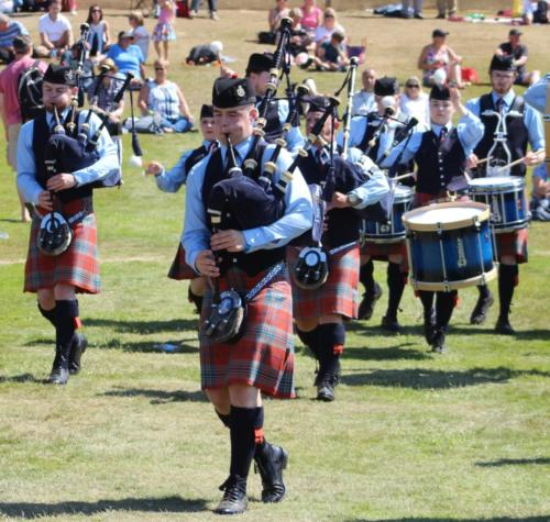 European Championships - Forres