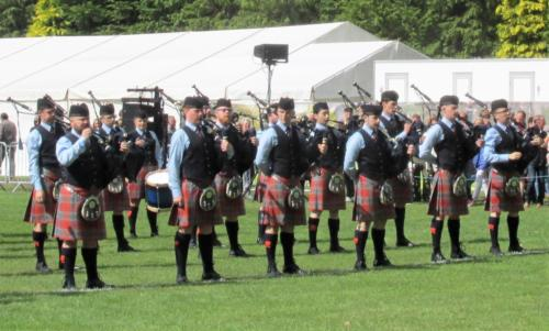 Scottish Championships - Dumbarton